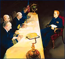 L. Ron Hubbard and the Naval Retiring Board